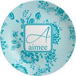 Lace Melamine Plate - 8