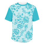 Lace Men's Crew T-Shirt (Personalized)