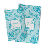 Lace Microfiber Golf Towel (Personalized)