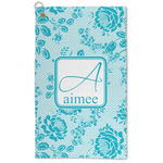 Lace Microfiber Golf Towel - Large (Personalized)