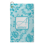 Lace Microfiber Golf Towel - Small (Personalized)