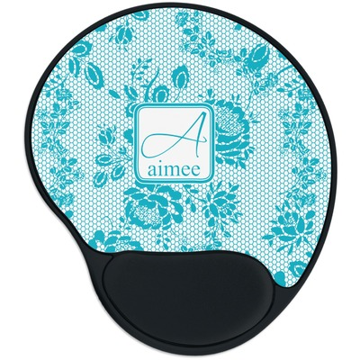 Lace Mouse Pad with Wrist Support