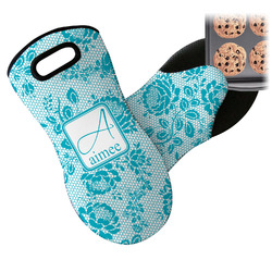Lace Neoprene Oven Mitt (Personalized)