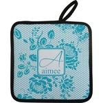 Lace Pot Holder (Personalized)