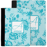 Lace Notebook Padfolio w/ Name and Initial