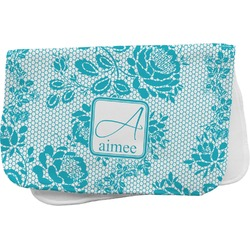 Lace Burp Cloth (Personalized)