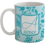 Lace Coffee Mug (Personalized)