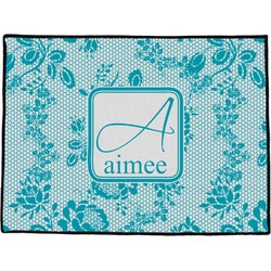 "Lace Door Mat - 60""x36"" (Personalized)"
