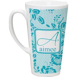 Lace Latte Mug (Personalized)
