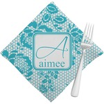Lace Napkins (Set of 4) (Personalized)