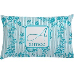 Lace Pillow Case (Personalized)