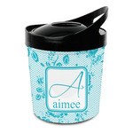 Lace Plastic Ice Bucket (Personalized)