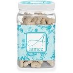 Lace Dog Treat Jar (Personalized)