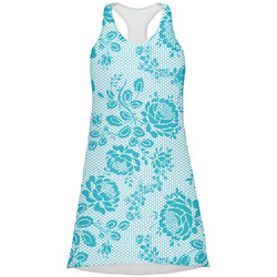 Lace Racerback Dress (Personalized)
