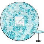 Lace Round Table (Personalized)