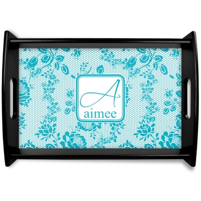 Lace Wooden Trays (Personalized)