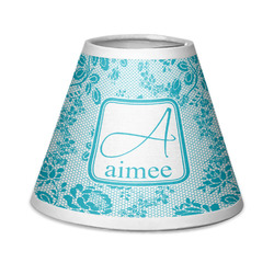 Lace Chandelier Lamp Shade (Personalized)
