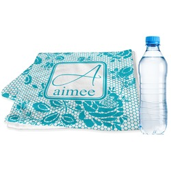 Lace Sports Towel (Personalized)
