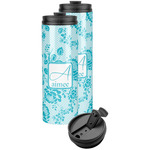 Lace Stainless Steel Skinny Tumbler (Personalized)