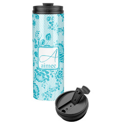 Lace Stainless Steel Tumbler (Personalized)