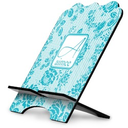 Lace Stylized Tablet Stand (Personalized)