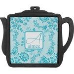 Lace Teapot Trivet (Personalized)