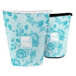 Lace Waste Basket (Personalized)