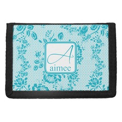 Lace Trifold Wallet (Personalized)