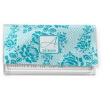 Lace Vinyl Checkbook Cover (Personalized)