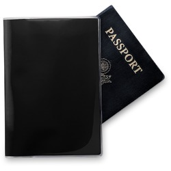 Lace Vinyl Passport Holder (Personalized)