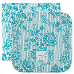 Lace Facecloth / Wash Cloth (Personalized)