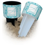 Lace Beach Spiker Drink Holder (Personalized)