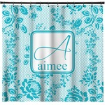 Lace Shower Curtain (Personalized)