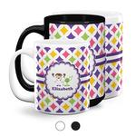 Girls Astronaut Coffee Mugs (Personalized)