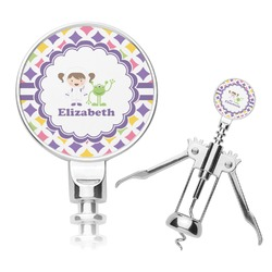 Girls Astronaut Corkscrew (Personalized)