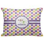 "Girls Astronaut Decorative Baby Pillowcase - 16""x12"" (Personalized)"