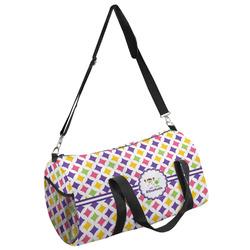 Girls Astronaut Duffel Bag - Multiple Sizes (Personalized)
