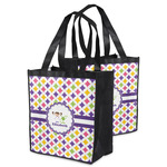 Girls Astronaut Grocery Bag (Personalized)
