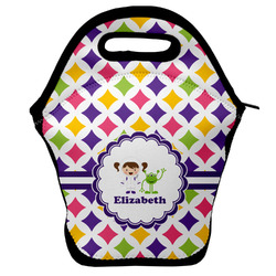 Girls Astronaut Lunch Bag (Personalized)
