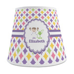 Girls Astronaut Empire Lamp Shade (Personalized)