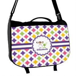 Girls Astronaut Messenger Bag (Personalized)