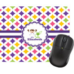 Girls Astronaut Mouse Pads (Personalized)