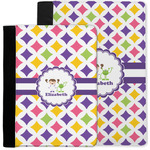 Girls Astronaut Notebook Padfolio w/ Name or Text