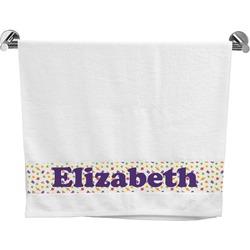 Girls Astronaut Bath Towel (Personalized)