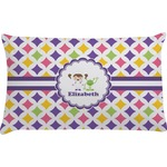 Girls Astronaut Pillow Case (Personalized)