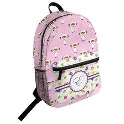 Girls Astronaut Student Backpack (Personalized)