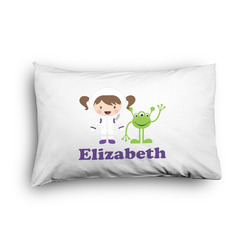 Girls Astronaut Pillow Case - Toddler - Graphic (Personalized)