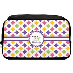 Girls Astronaut Toiletry Bag / Dopp Kit (Personalized)