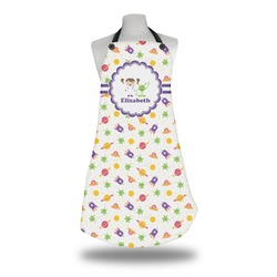 Girls Space Themed Apron (Personalized)