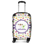 Girls Space Themed Suitcase (Personalized)